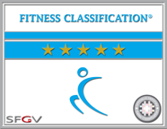 Fitness classification 5 Sterne